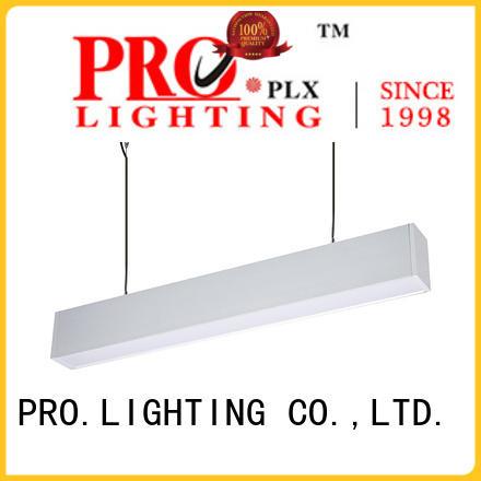 PRO.Lighting prolighitng led linear pendant light factory price for office