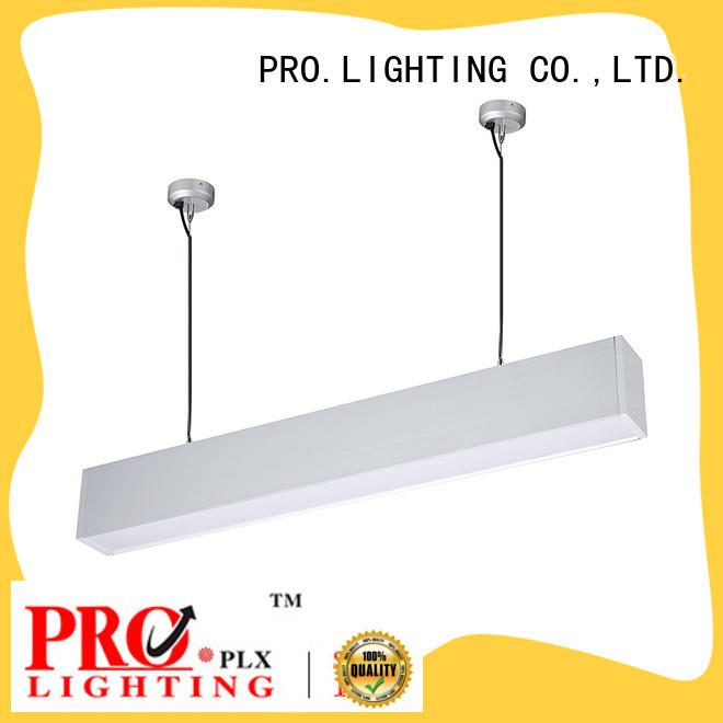 stable led linear light fixture mounted supplier for museum