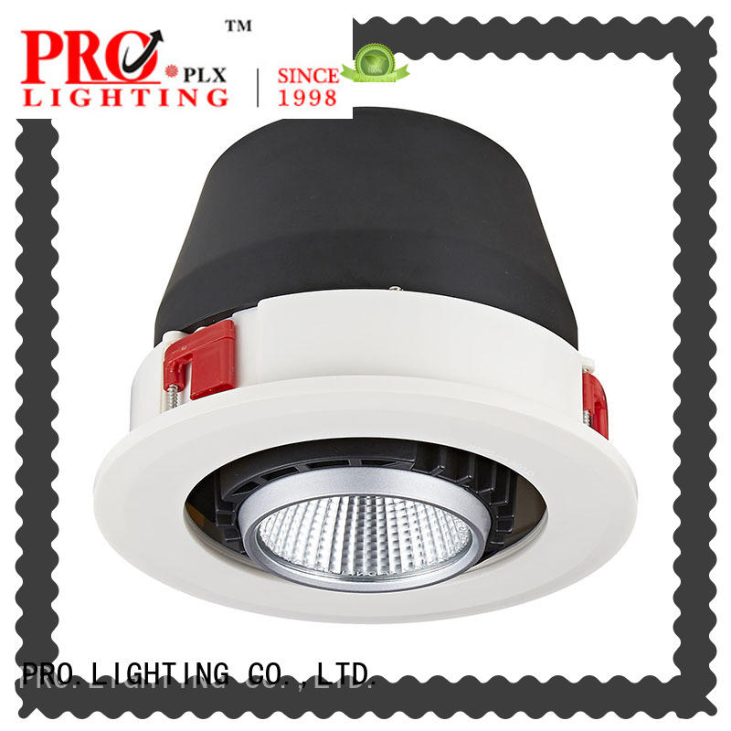 Pro.Lighting Round Recessed light Gimble Spot Light 50W SPD4050