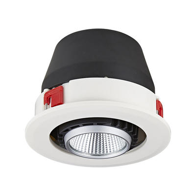 Pro.Lighting Round Recessed light Gimble Spot Light 50W SPD4050
