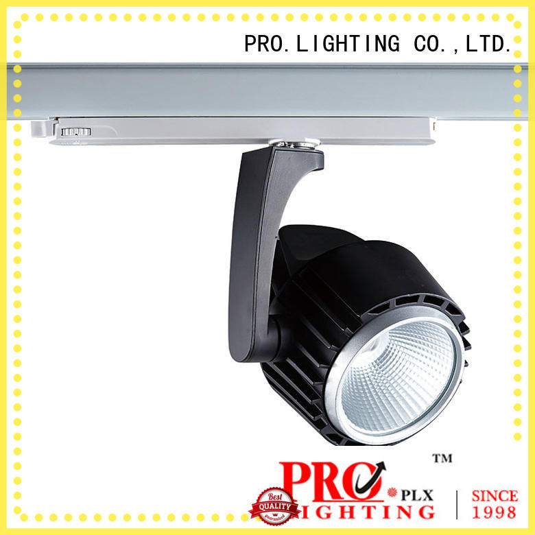 PRO.Lighting phase wall track lighting design for stage