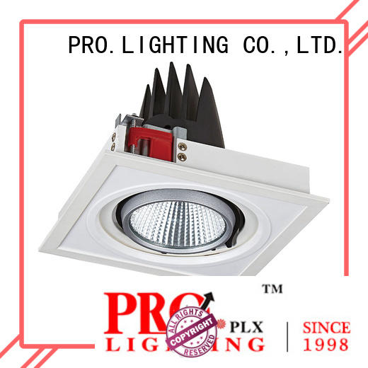 PRO.Lighting approved ceiling spotlights inquire now for restaurant