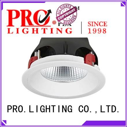 PRO.Lighting 50w recessed led downlight wholesale for dance hall