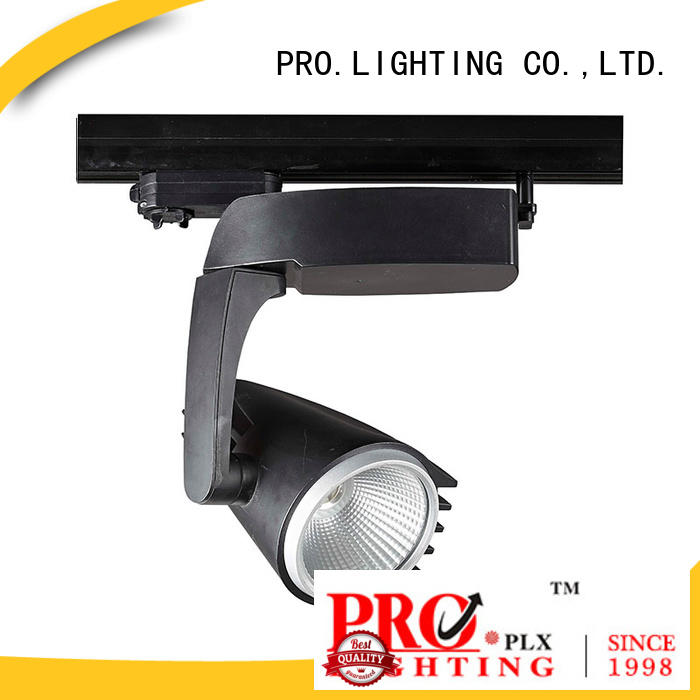 PRO.Lighting wire dimmable track lighting with good price for ballroom