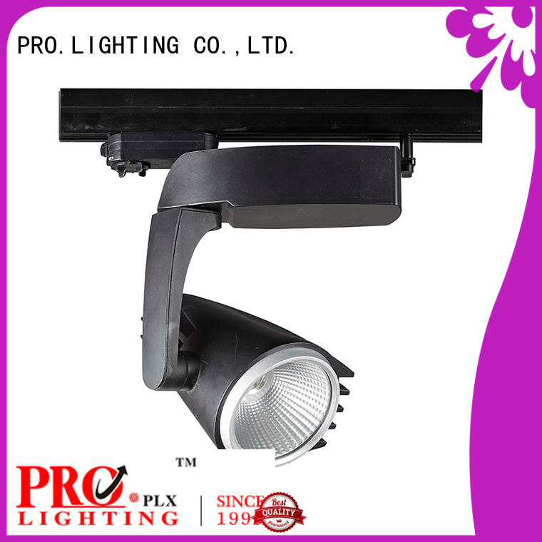 PRO.Lighting excellent dimmable track lighting with good price for dance hall