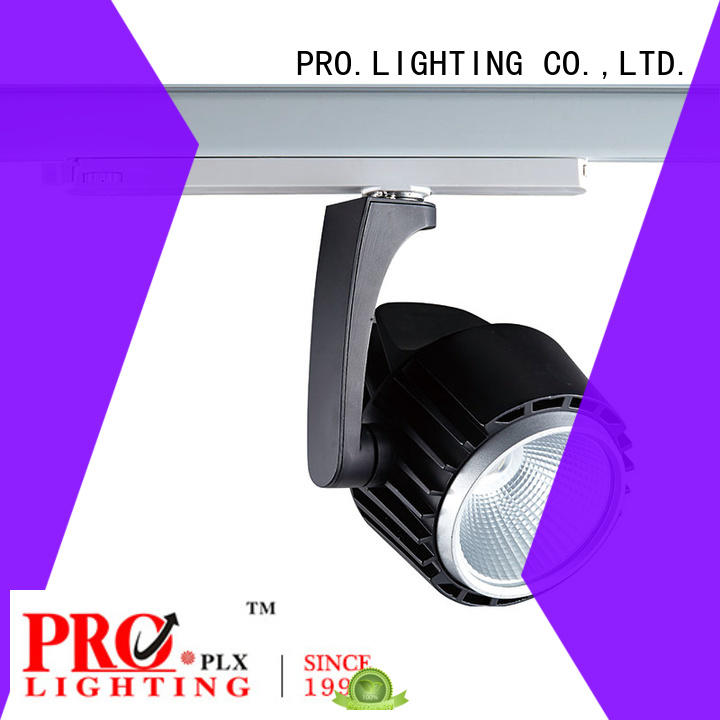 elegant 10w led track light wire with good price for home