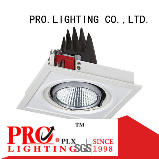 PRO.Lighting spl40301 grille spotlight inquire now for dance hall
