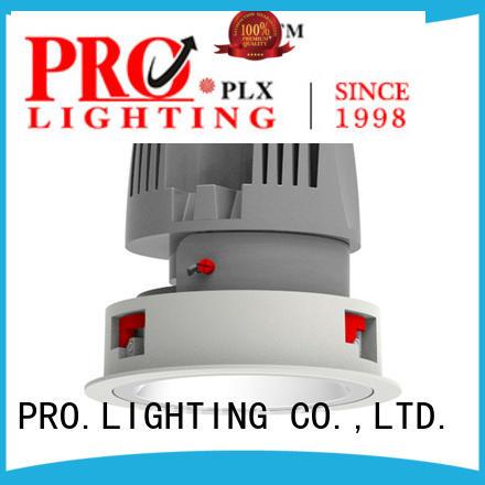 Pro.Lighting New Arrival Recessed Downlight Round Trim Led COB Down Light 40W DL8006