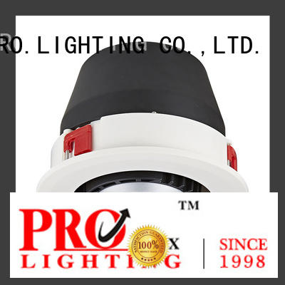 PRO.Lighting spotlight 6 inch gimbal led series for stage