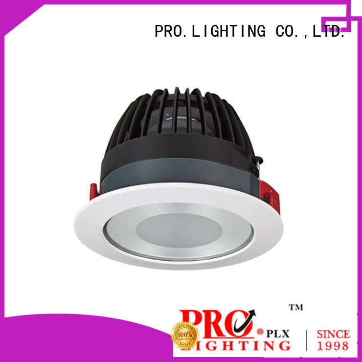 PRO.Lighting microwave dimmable downlights wholesale for stage