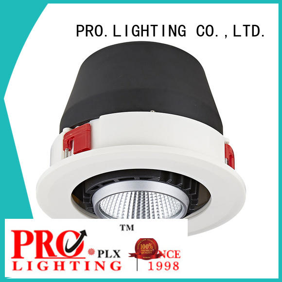 PRO.Lighting spot gimbal light fitting directly sale for ballroom