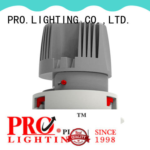 certificated outdoor led downlights prolighting factory price for shop