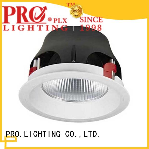 PRO.Lighting stable recessed led downlight factory price for ballroom