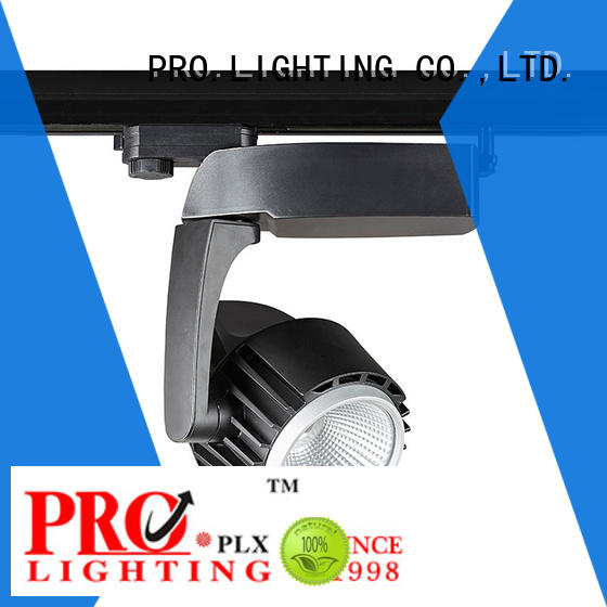 efficient track lighting types surface design for stage