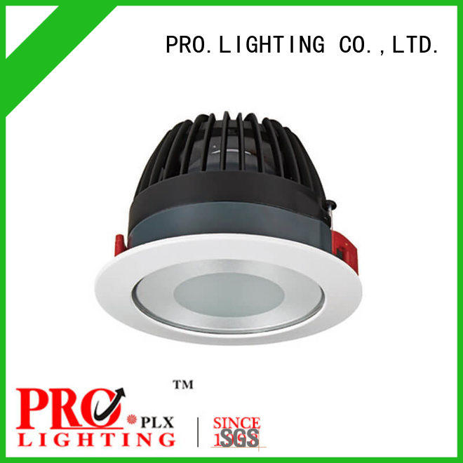 sturdy adjustable downlights 25w supplier for stage
