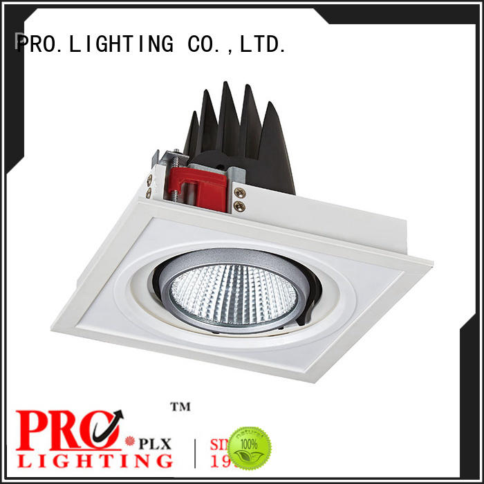 elegant led spotlights indoor prolighting with good price for dance hall