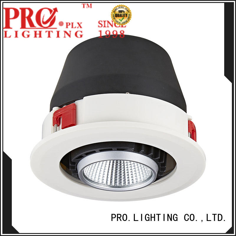 quality led gimbal trim heads directly sale for stage