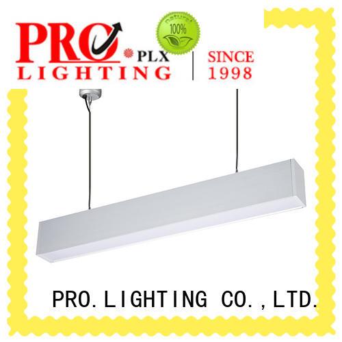 sturdy modern linear lighting prolighitng wholesale for hotel
