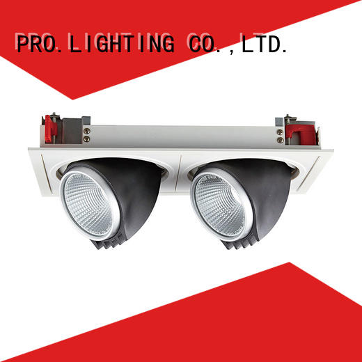 square recessed spot lights heads for stage PRO.Lighting
