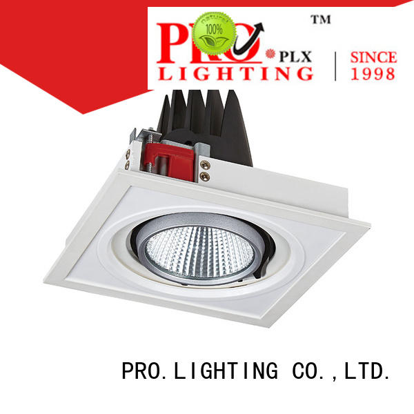 approved recessed spotlights prolighting design for dance hall