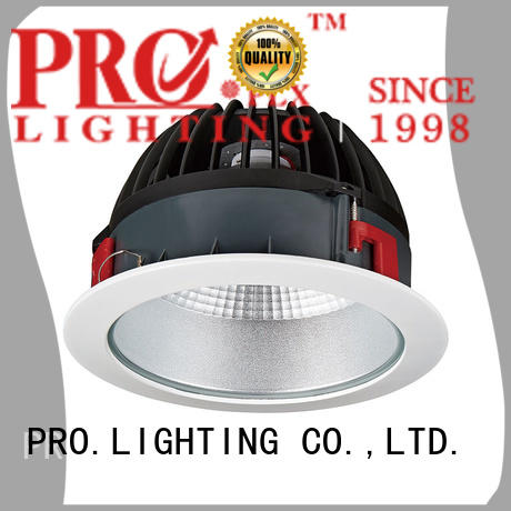 PRO.Lighting sturdy emergency downlight factory price for stage