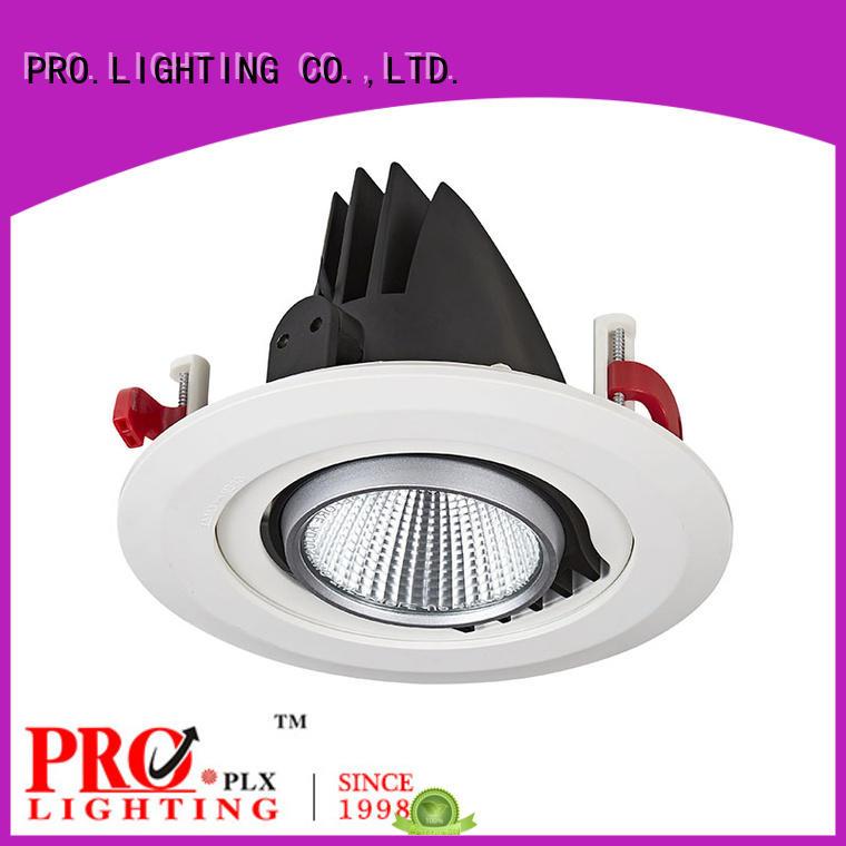 PRO.Lighting light gimbal light fitting from China for dance hall
