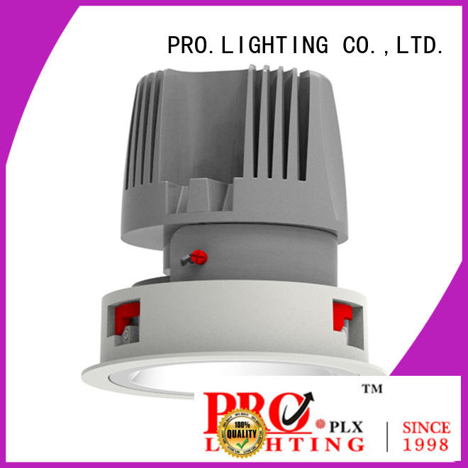 PRO.Lighting sturdy 10w led downlight factory price for stage
