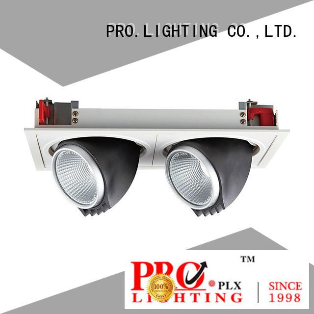 PRO.Lighting elegant recessed spotlights design for stage
