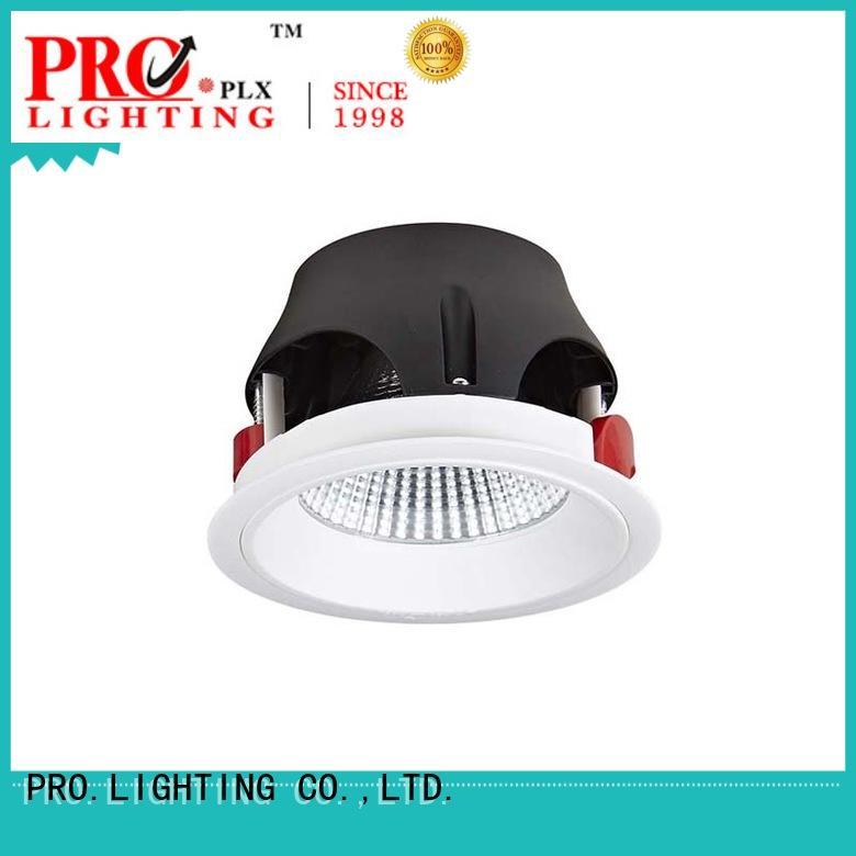PRO.Lighting brightness led recessed downlight supplier for ballroom
