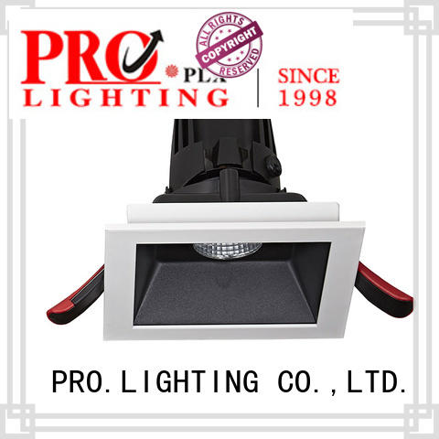 PRO.Lighting practical gimbal trim manufacturer for dance hall