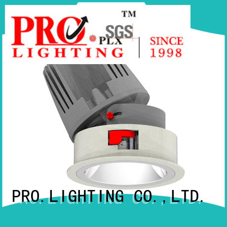 PRO.Lighting professional anti-glare wall washer square for cabinet