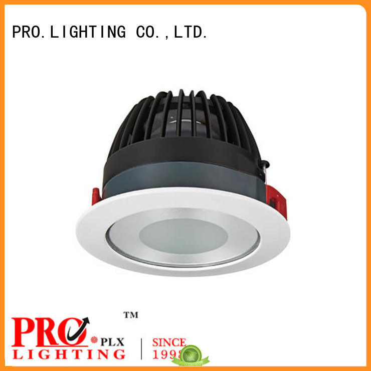 PRO.Lighting quality ceiling downlight fittings factory price for shop