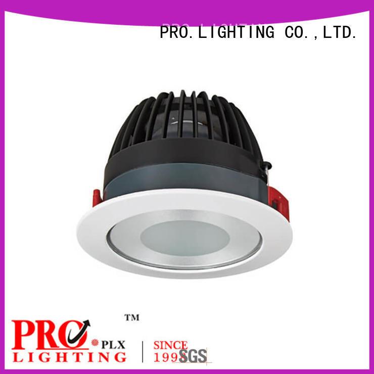 40w halo led downlight square for restaurant PRO.Lighting
