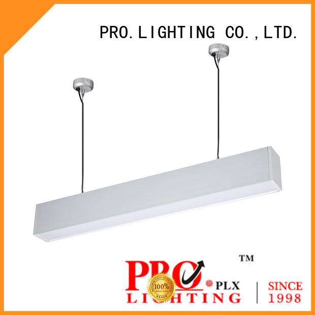 sturdy modern linear lighting linear factory price for boutique