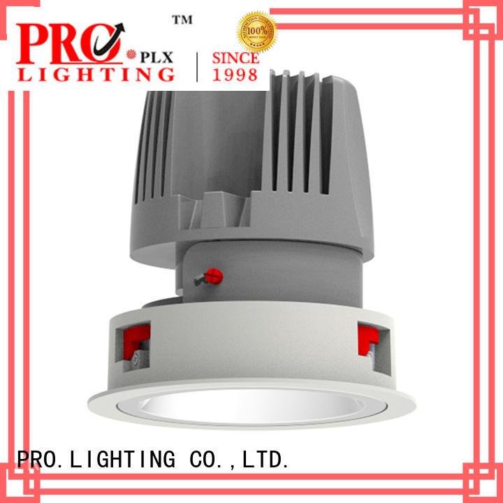 led surface mount downlight recessed for ballroom PRO.Lighting