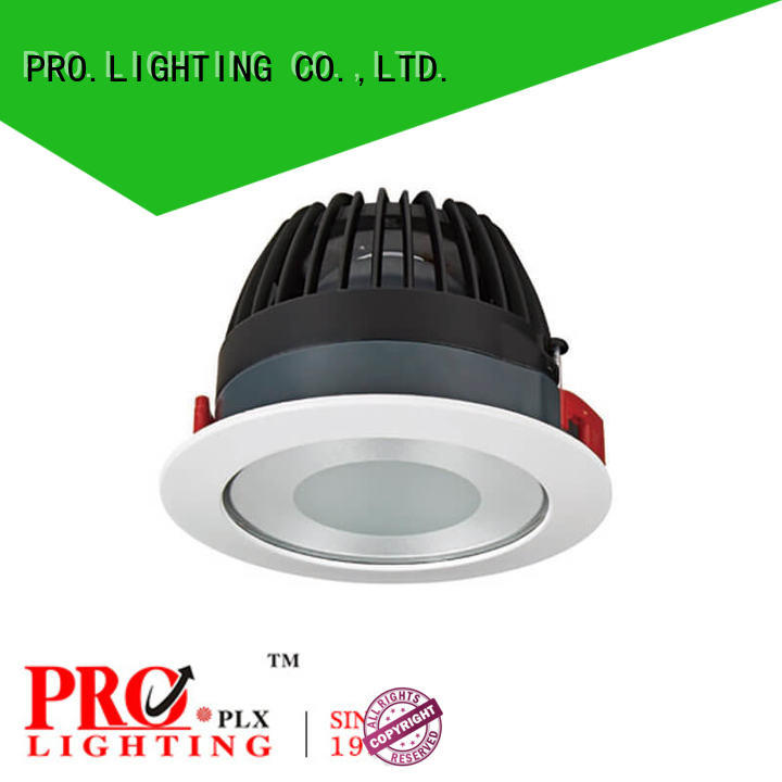 PRO.Lighting 25w led recessed downlight supplier for stage