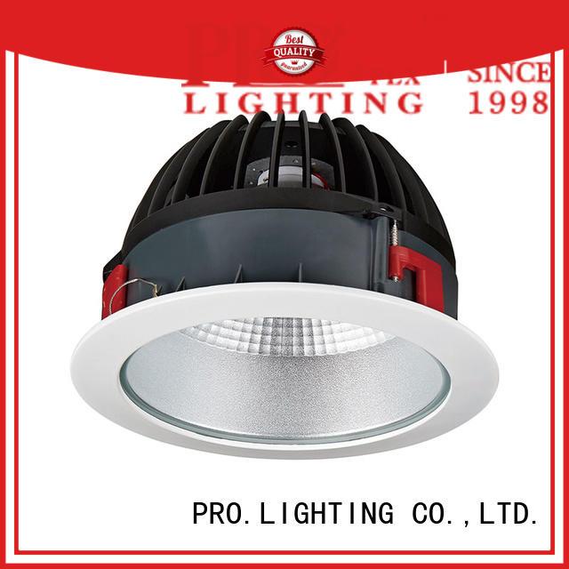 PRO.Lighting professional 200mm downlight supplier for restaurant