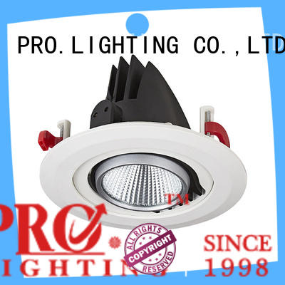 PRO.Lighting hot selling gimble downlight directly sale for dance hall