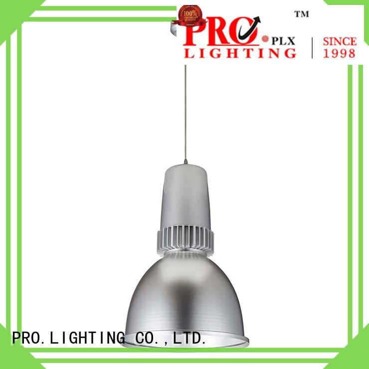 Pro.Lighting COB Led Pendant Light High Bay with Glass/Aluminum/PC Diffuser 60W F80106-N