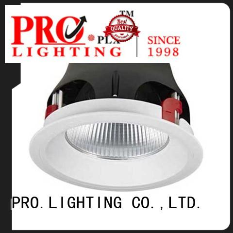 PRO.Lighting certificated square downlight factory price for restaurant