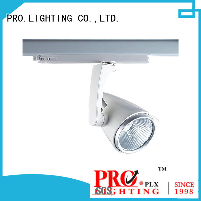 PRO.Lighting elegant outdoor track lighting factory for stage