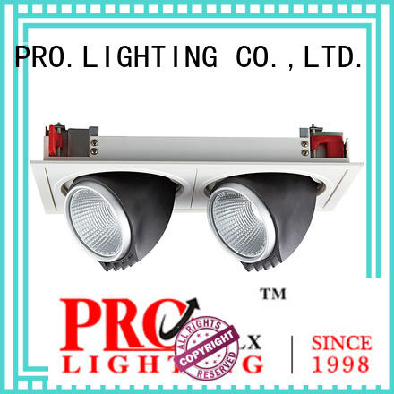 PRO.Lighting efficient interior spotlights with good price for shop