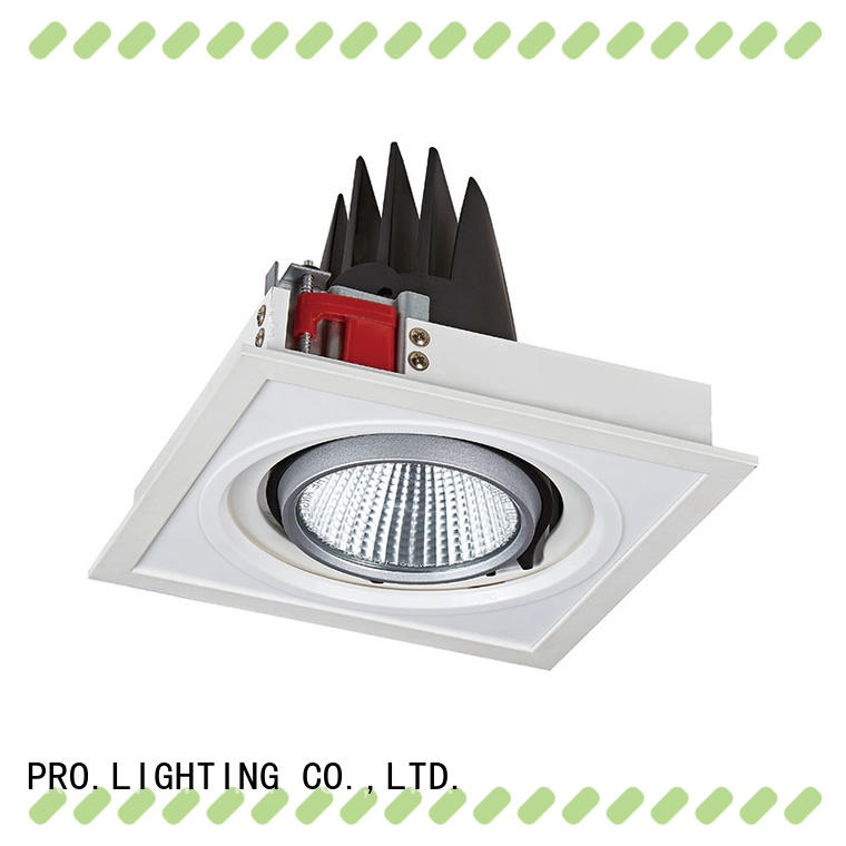 PRO.Lighting double grille light led with good price for dance hall