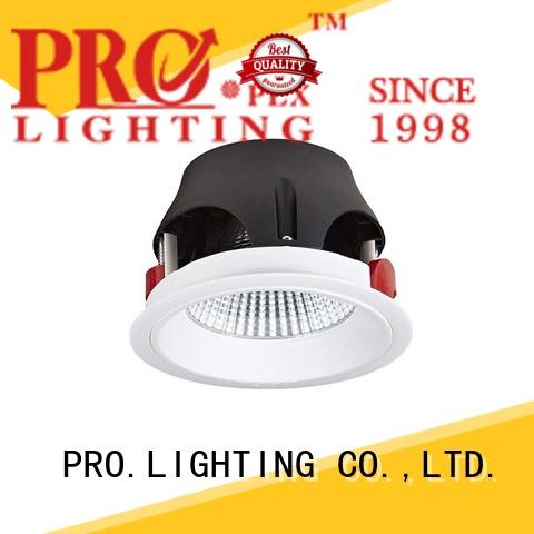 PRO.Lighting stable bathroom led downlights factory price for stage