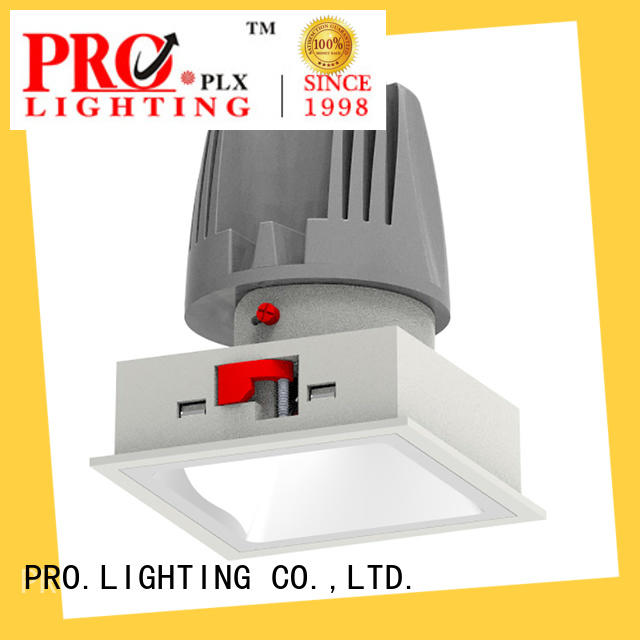 emergency led downlight ip44 factory price for stage PRO.Lighting