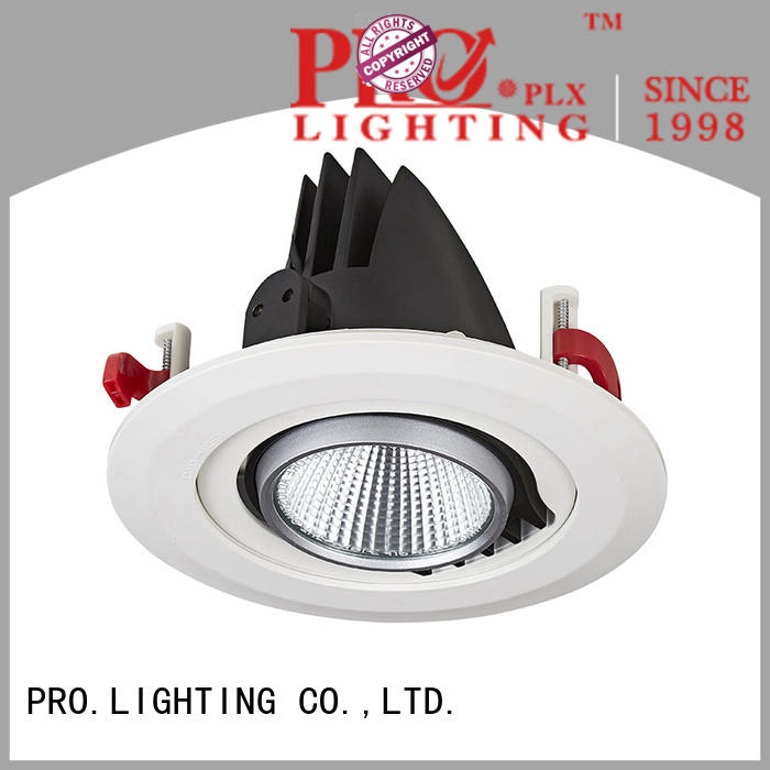 PRO.Lighting heads gimbal trim manufacturer for home