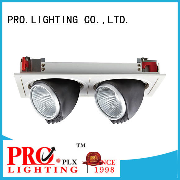 PRO.Lighting elegant grille spotlight factory for stage