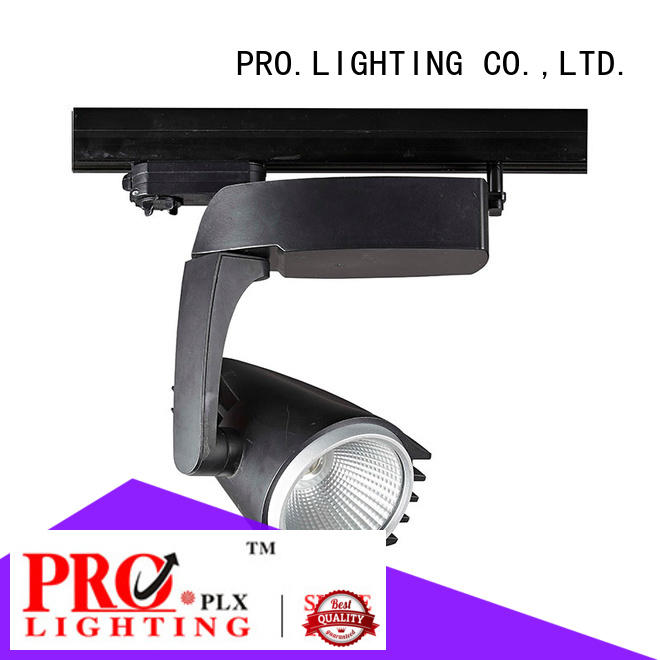 PRO.Lighting 15w black track lighting inquire now for dance hall