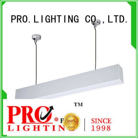 professional modern linear lighting led wholesale for office