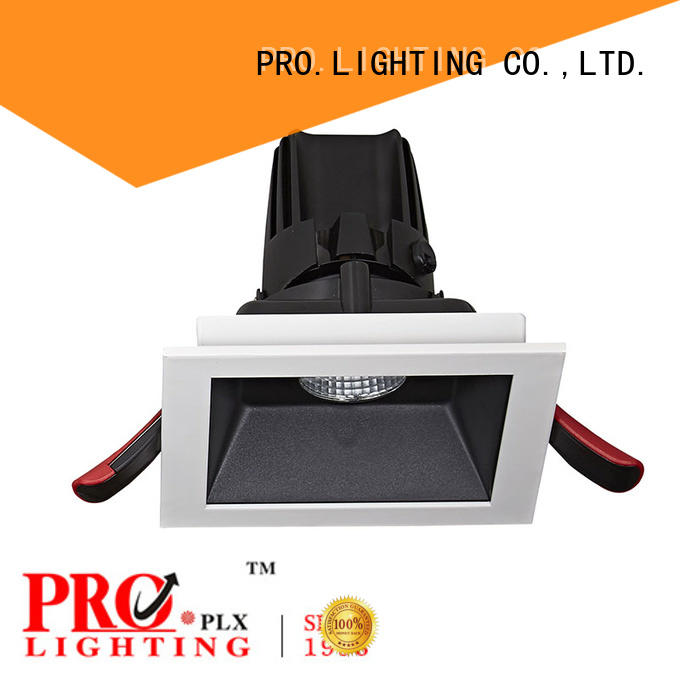 quality gimbal recessed light single manufacturer for stage